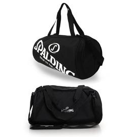 SPALDING 二顆裝休閒兩用袋(側背包 籃球 肩背包 NBA【05481016】≡排汗專家≡