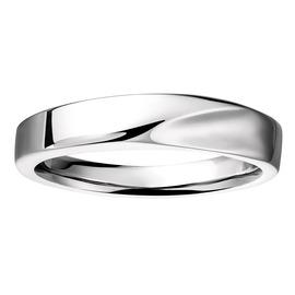 奇美珠寶~羅亞戴蒙Royald Damon白鋼戒指~楚楚惹人愛 大 ~