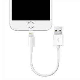 Kamera 傳輸線 for Apple Lightning 8pin^(15cm AP1