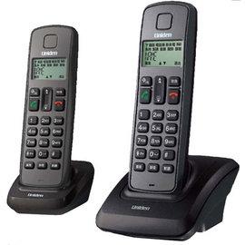 ^~ 品輕微刮傷^~Uniden U3301~2 2.4G 高清晰無線雙手機電話
