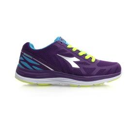 DIADORA 女慢跑鞋(寬楦 路跑 健身 訓練【02015343】≡排汗專家≡