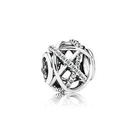 美國 正品 Pandora 潘朵拉 純銀 鏤空銀河閃耀的魅力 791388