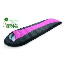 大林小草~【AS600BR】吉諾佳 Lirosa 類信封型-超保暖型羽絨睡袋600g