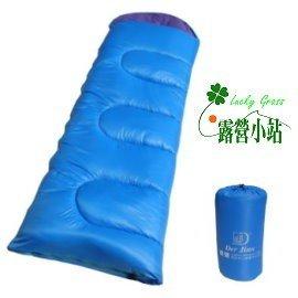 大林小草~LIROSA AS071(木乃伊型) AS072(信封型) 化纖保暖睡袋--全開式