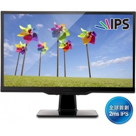 ViewSonic 優派 VX2363SMHL 23吋 AH~IPS 2毫秒 美型零閃頻螢