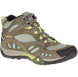 零碼 Merrell 中筒登山鞋 防水透氣越野鞋 健行鞋 Azura mid GORE~T