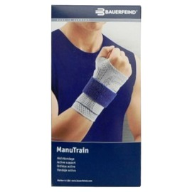 Bauerfeind ManuTrain 德國頂級專業運動護具 腕部支撐運動護腕