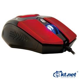 ~迪特軍3C~KTNET 銀鵰 電競藍光滑鼠 4段CPI切換800 1200 1600 2