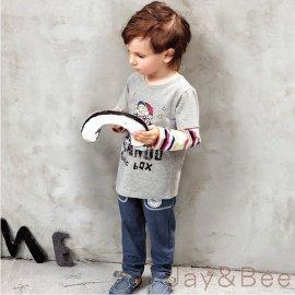 ~捷比 ~MeAnDo米果~JM5656~休閒風^~車縫線裝飾口袋 棉褲~二色