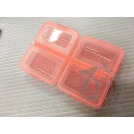◎百有釣具◎小集合 K-809 零件盒 規格(cm):長:9.5cm/寬6.5cm/高:1.7cm