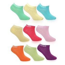 MIZUNO 女運動薄底踝襪(3雙入)(美津濃 慢跑 路跑 襪子【98410538】≡排汗專家≡