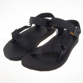 TEVA~ORIGINAL UNIVERSAL 復古 女 休閒 運動涼鞋-黑 (1003987BLK)