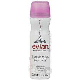 Evian 礦泉噴霧^(50ml^)~美麗販售機~