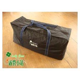 大林小草~【441-8336-BK】420D 露營用品、睡墊、睡袋 、帳篷 收納袋、裝備袋(黑)--台灣製造