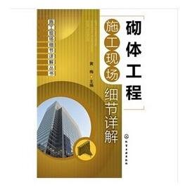 砌體工程施工現場細節詳解( 書)