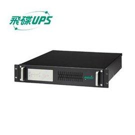 飛碟FT~6015U 機架型1500VA^(低頻^)在線式不斷電系統