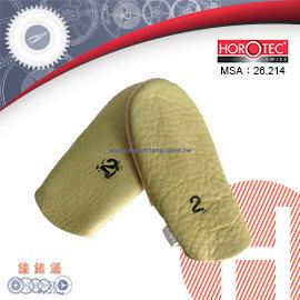 ~鐘錶通~H26.214~瑞士HOROTEC~皮製手指套_拇指 ^(彈簧固定帶^) 長度約