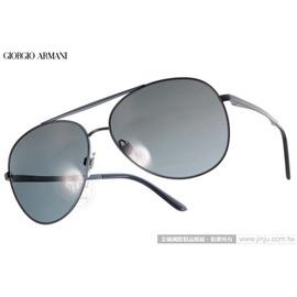GIORGIO ARMANI 太陽眼鏡 GA6030 312387 ^(藍^) 紳士風百搭