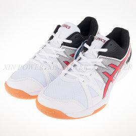 亞瑟士 ASICS GEL-UPCOURT 羽球 排球 運動鞋 (B400N-0123)