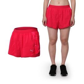 PUMA 女款NightCat運動短褲(運動 慢跑 路跑 瑜珈【04351031】≡排汗專家≡