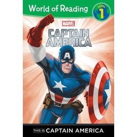 World of Reading This is Captain America : Le