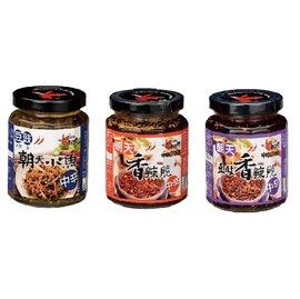 老騾子~暢銷辣椒 240g x 4罐^(口味 4入^)
