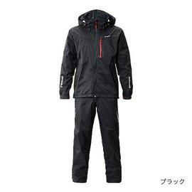 ◎百有釣具◎SHIMANO RA-026N 防潑水 釣魚套裝  尺寸:L號/XL號~黑