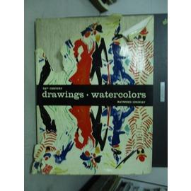 ~書寶 書T5╱藝術_POM~Draeings watercolors