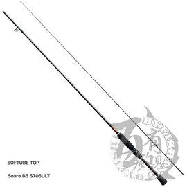 ◎百有釣具◎SHIMANO SOARE BB 路亞竿 規格:S706ULT (36692 4)