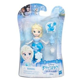 Hasbro 孩之寶 DISNEY FROZEN LITTLE KINGDOM ELSA