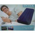 玩樂 美國INTEX 68950 迷你植絨充氣床 空氣床 外出露營氣墊床 居家或飯店加床