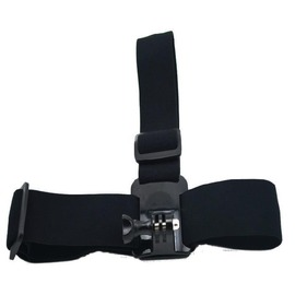 戶外攝像機gopro 防滑牢固b款頭帶套裝 hero3 3 2 1天天