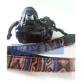 民族風柔軟相機肩帶 佳能 尼康 索尼 賓得單反相機背帶