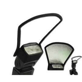 閃光燈 反光板 反光鏟 機頂反光板 柔光罩柔光板 銀白反光板