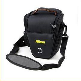 佳能EOS 單反相機包 單肩 三角包 60D 550D 600D 攝影包 斜挎包