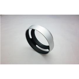 金屬鏤空遮光罩 37 39 40.5 43 46 49 52 55 58mm萊卡銀色挖空罩