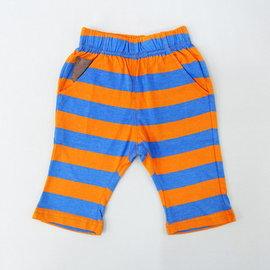 ~捷比 ~瑪寶樂~JVD25325~撞色繽紛條紋 口袋棉褲~二色