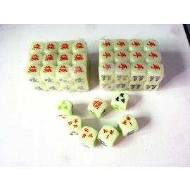夜光情趣骰子 情侶游戲骰子25mm 情侶夫妻用品 調情色子 買一送1