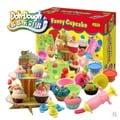 多多樂彩泥橡皮泥工具模具套裝繽紛小蛋糕套裝組兒童益智玩具正品
