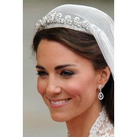 王妃新娘頭飾婚紗配飾銀韓式大皇冠套裝 飾品結婚發箍耳環