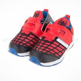 6折出清~ADIDAS 小童慢跑鞋-黑/紅-S75377