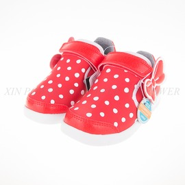 ADIDAS 童休閒鞋-迪士尼系列 米妮-AF3998