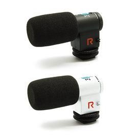 ~震博攝影~ROWA RW~MIC109 高感度指向性麥克風^(僅供白色^)