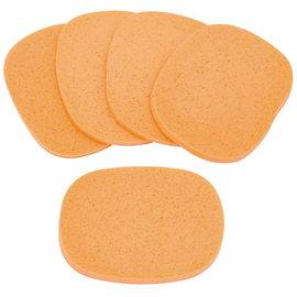 【沙龍之星】美容清潔棉-標準/卸妝/臉部/保養/海綿/潔膚