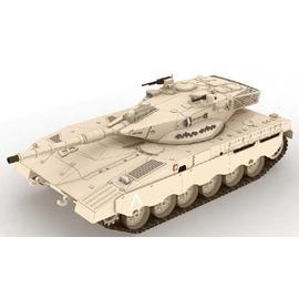~熊熊~以色列梅卡瓦 MK2主戰坦克 紙模型