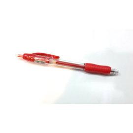 O-TORO G-520 0.5mm 瑞士珠頭 日本油墨 原子筆/圓珠筆 (紅)