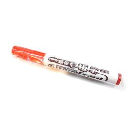O-TORO NO.224 易拭型 安全無毒 環保白板筆 (紅)