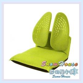 ╭~雪之屋居家 館~╯AA193~05 WR~9051T和室椅^(綠^) 扶手椅 辦公椅
