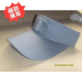 空頂帽 學生廣告帽太陽帽 棒球帽子 加長帽舌頭9公分