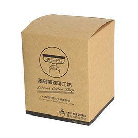 澤諾娜 Zenona 濾泡式掛耳咖啡~澤諾娜 曼巴系列 10入裝 盒 CB~0022